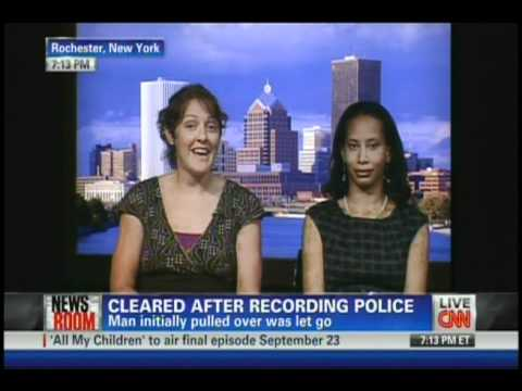 CNN Interview with Emily Good -Rochester, NY 07.02.2011