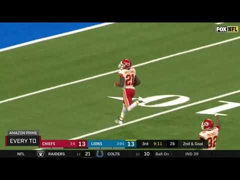 NFL RedZone Every Touchdown From Every Game 2019 week 4