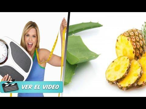 Dieta Con Aloe Vera Y Piña Para Eliminar 7 Kilos En 15 Días Y Bajar El Colesterol Increíbles