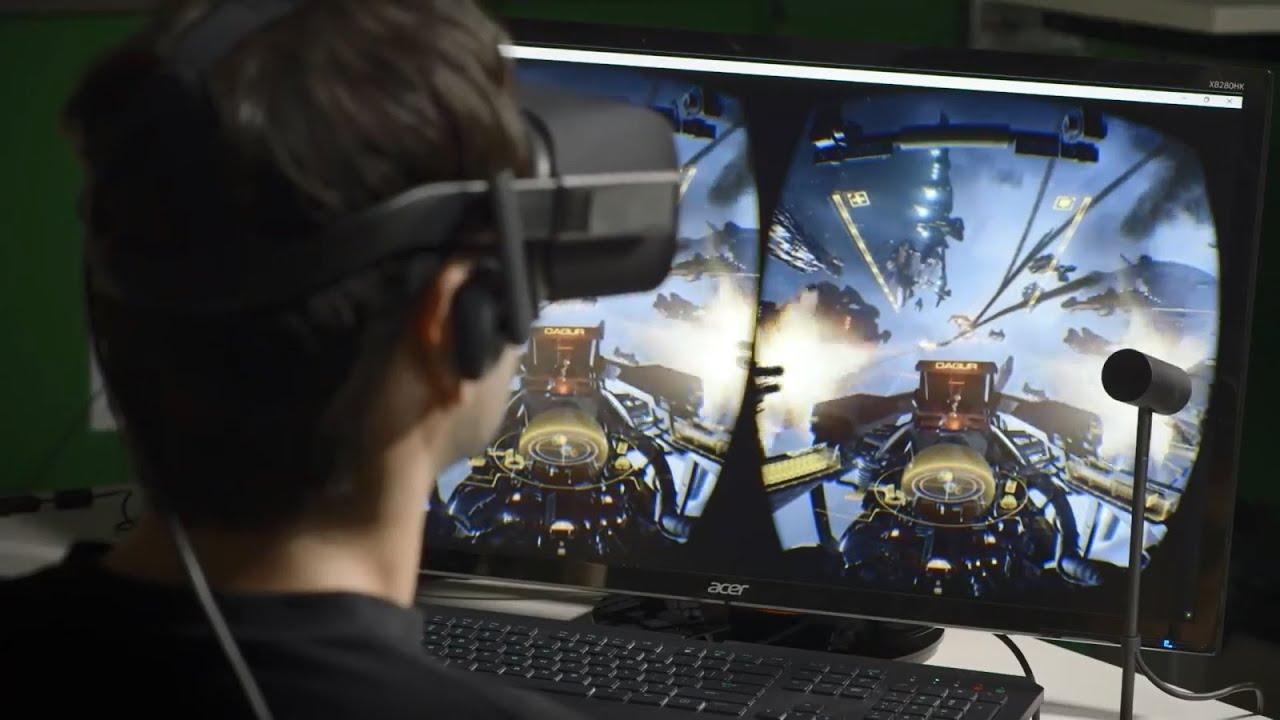 Программа для очков виртуальной реальности на компьютер купить dji phantom 4 екатеринбург
