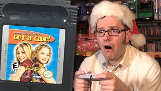"""Mary-Kate and Ashley """"Get a Clue"""" - Angry Video Game Nerd - Episode 127"""