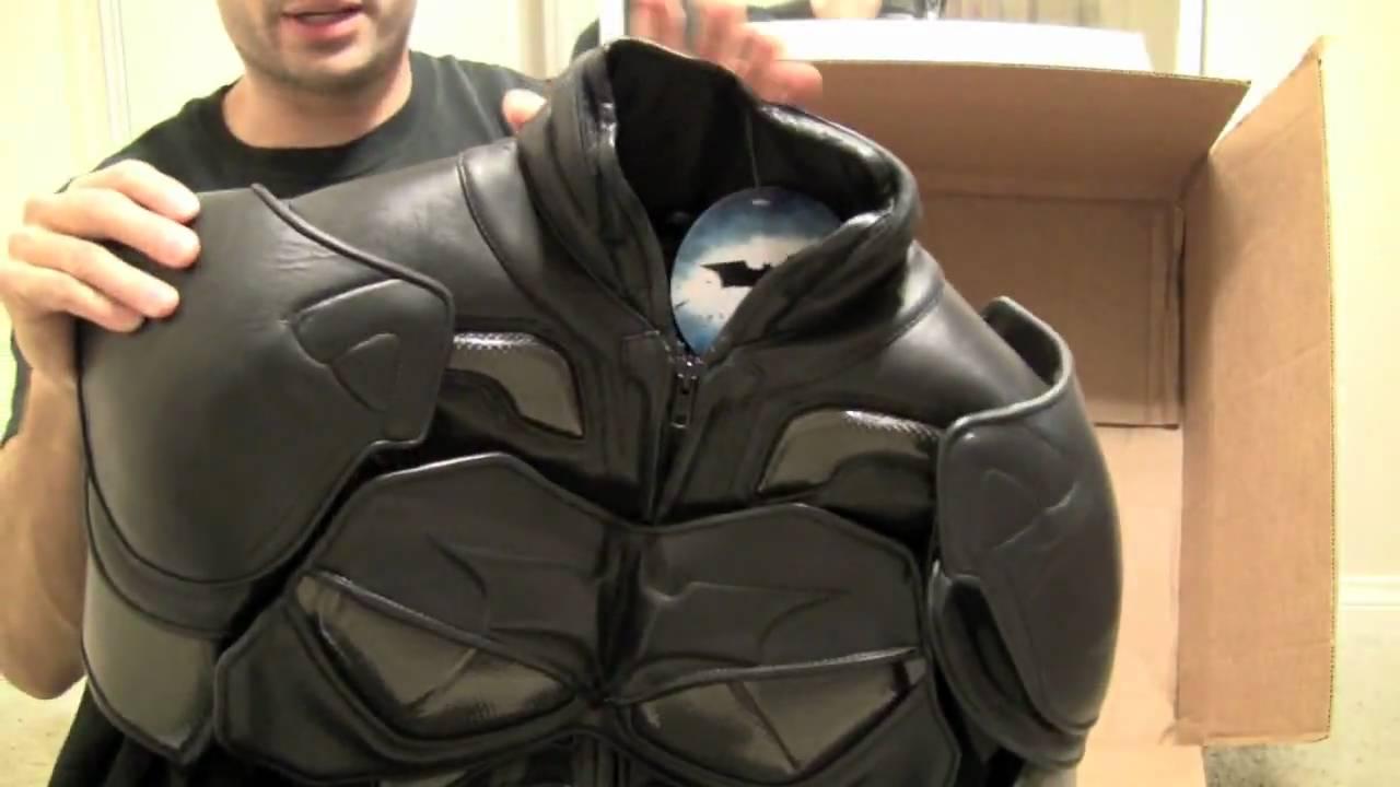 (#1of 4)UD Replicas Dark Knight Motorcycle suit review Part 1 - YouTube & 1of 4)UD Replicas Dark Knight Motorcycle suit review Part 1 - YouTube