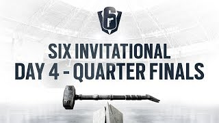Rainbow Six | Six Invitational 2019 - Playoffs - Quarter Finals