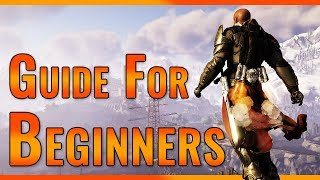 ELEX - Guide For Beginners - Melee & Range Combat, Factions & More!