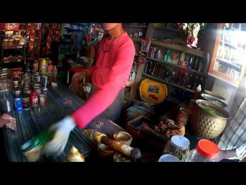 Paan shop in Mahelav, Gujarat 388440, India