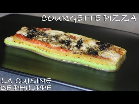 courgette-pizza