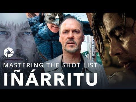 Mastering The Shot List: Alejandro González Inarritu