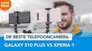 Sony Xperia 1 VS. Samsung Galaxy S10+ - De Beste Telefooncamera