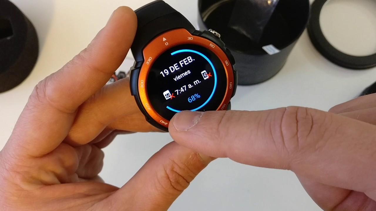 leotec adventure swim  Leotec Black Diamond - El mejor smartwatch español - YouTube