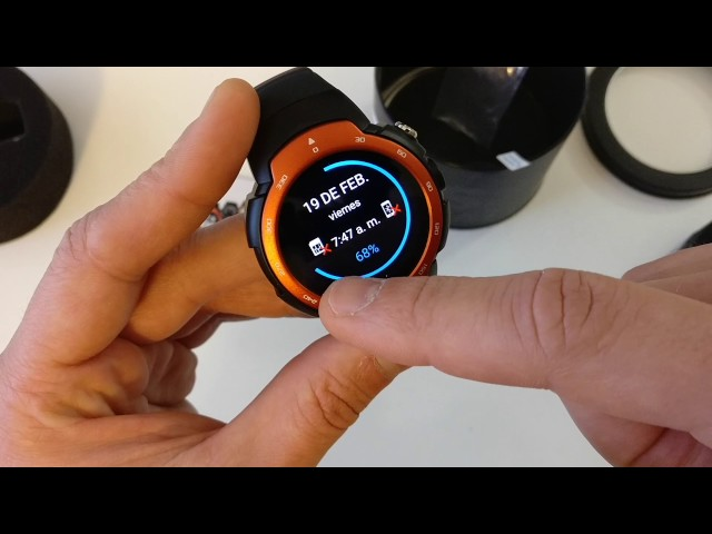 Leotec Black Diamond - El mejor smartwatch español