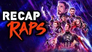 Avengers: Infinity War & Endgame | Recap Raps
