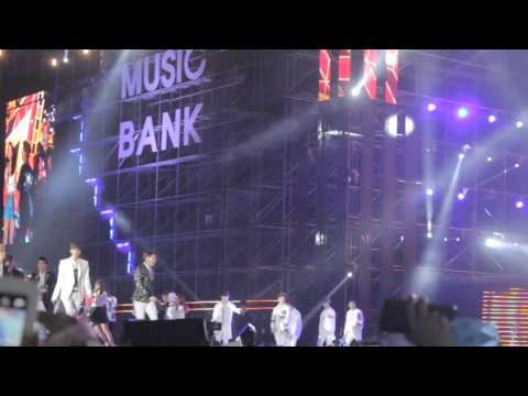 20150328 All Artists - Run To You @Music Bank in Vietnam