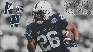 """Consensus All-American""ᴴᴰ || Saquon Barkley 2017-18 Highlight Mix || Penn State RB #26"