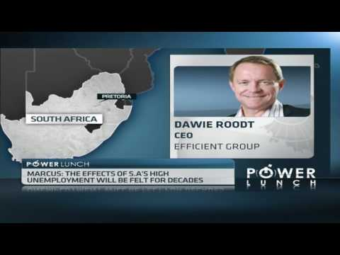 Labour unrest poses threat to S.African economy