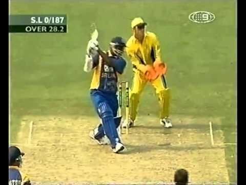 Sanath Jayasuriya 122 vs Australia 2002/03 SCG