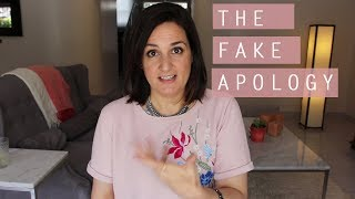 Do Narcissists Apologize? / Narcissism Series
