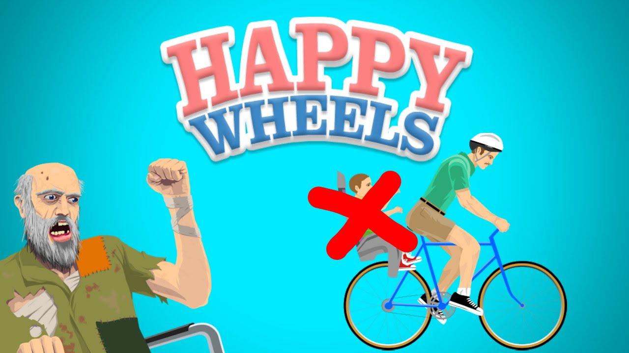 Android Happy Wheels Oynuyoruz Youtube
