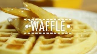 Receita do Melhor Waffle que Você já Comeu l Café da manhã l Gourmet a Dois(, 2014-11-07T13:02:51.000Z)