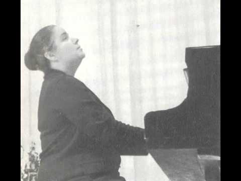 Tatiana Nikolayeva plays Bach 12 Keyboard Concertos, BWV 10521065   1975