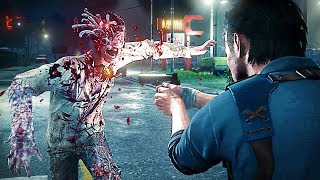 THE EVIL WITHIN 2 First Person Mode Gameplay (2018) PS4 / Xbox One / PC