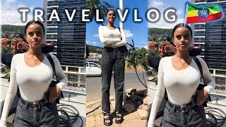 Addis Ababa, Ethiopia Vlog 2019 | Prepare with me + Explore the City! (Part One)