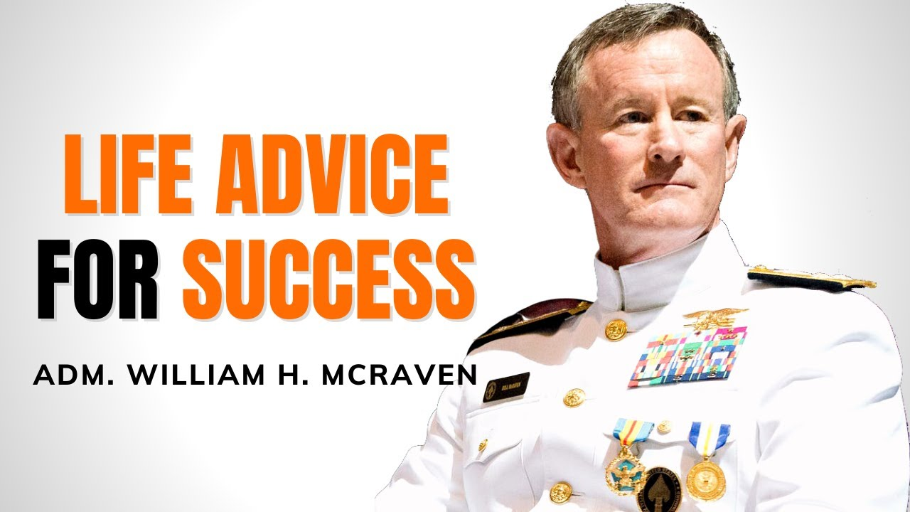 admiral mcraven graduation speech text