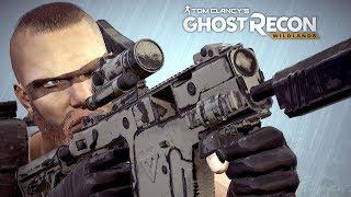 Stealth in Fallen Ghosts DLC: Ghost Recon Wildlands