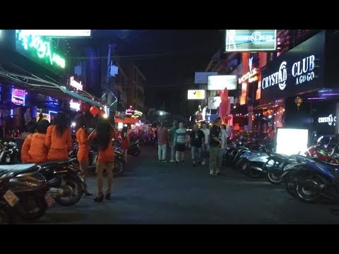 Soi Buakhao + Made In Thailand + LK Metro 18.02.2018 1:30am Pattaya Thailand