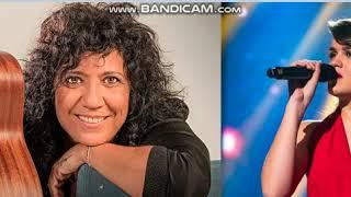 Amaia Romero - Cover - Si tu no estás aqui - Rosana