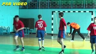 Детский турнир по гандболу. Камышин март 2016