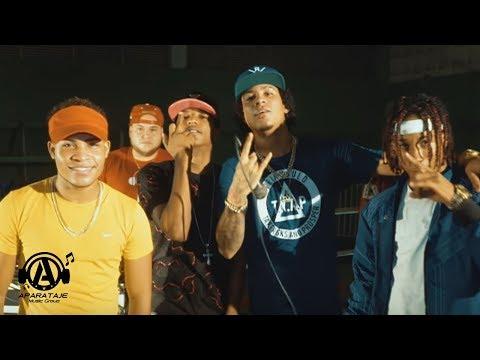DJ Scuff ft. Nino, Kenser, El Fecho y La Manta - La Ronda Vo
