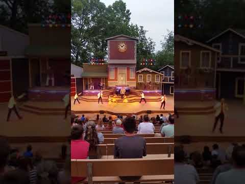 Gospel Show At Silver Dollar City Restricted 18 +
