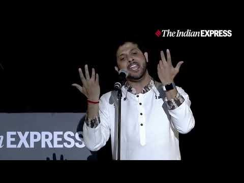 Stories of Strength 26/11 Mahesh Kale and Rahul Deshpande performing at Gateway of India Mumbai
