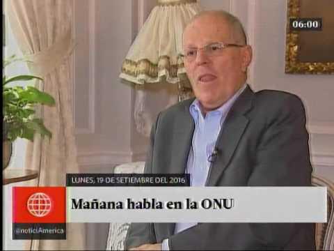 América Noticias: Primera Edición - 19.09.16