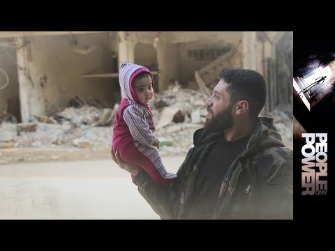 🇸🇾 Inside Syria's War: Arms and Resistance in Jobar P1 | People & Power