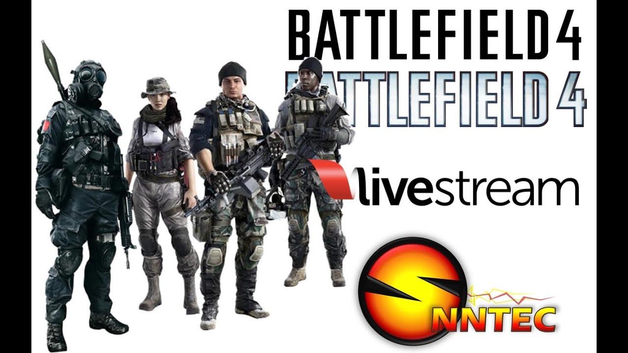 Battlefield Live Stream