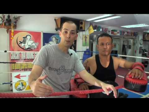Chacrit Muay Thai School Bangkok