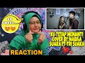 KU TETAP MENANTI - NIKITA WILLY LIRIK COVER NABILA SUAKA FT. TRI SUAKA | RYZA REACTS