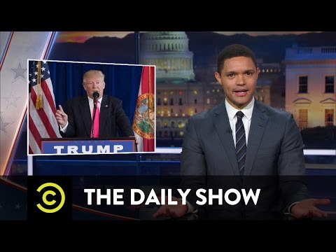 'The Daily Show' Makes No Jokes of Donald Trump's Shady Ties to Russia