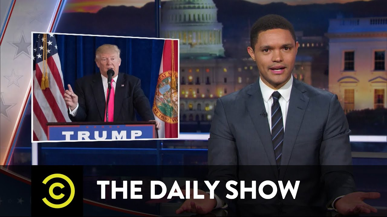 Donald Trump's Shady Ties to Russia: The Daily Show - YouTube  Donald Trump...