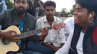 Aayat Song guitar cover  Bajirao Mastani   Street Jammer  Arijit singh