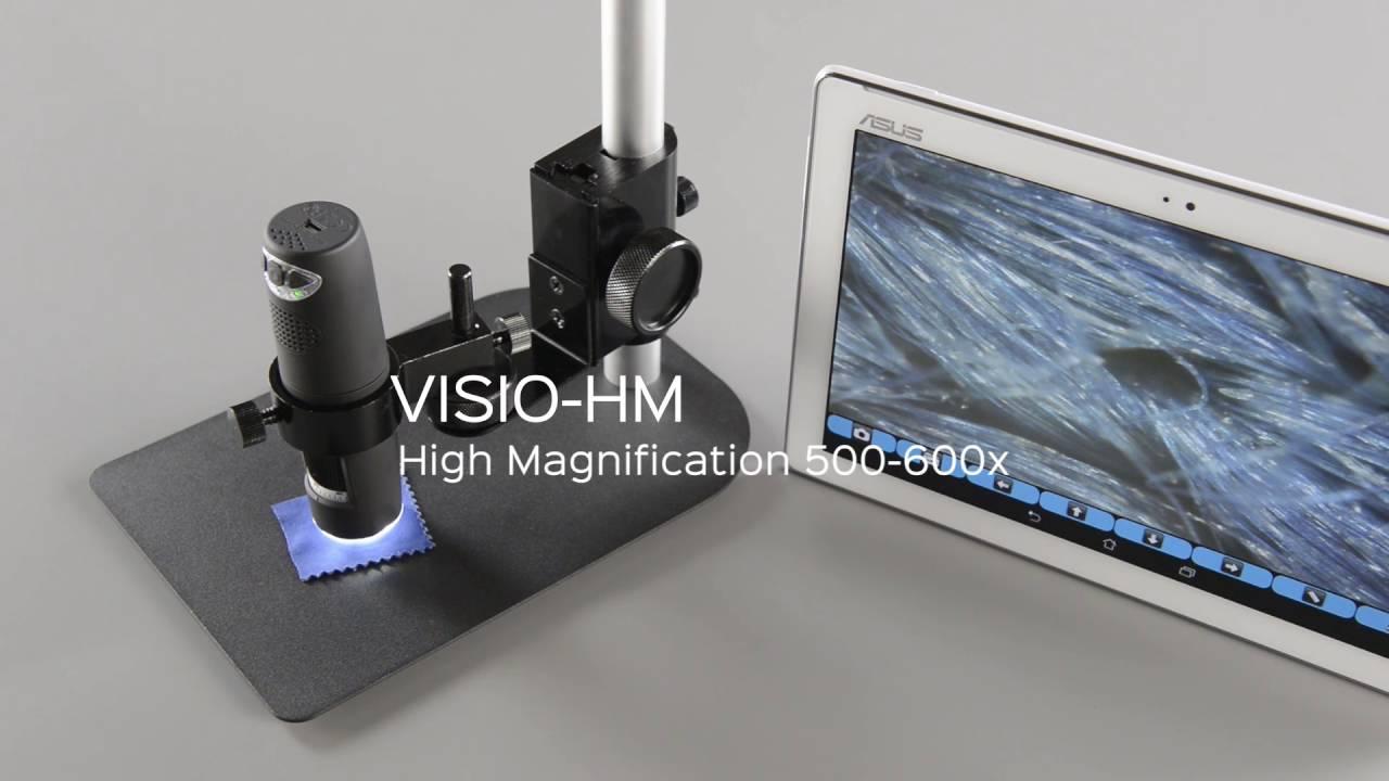 Wi-Fi Microscopes