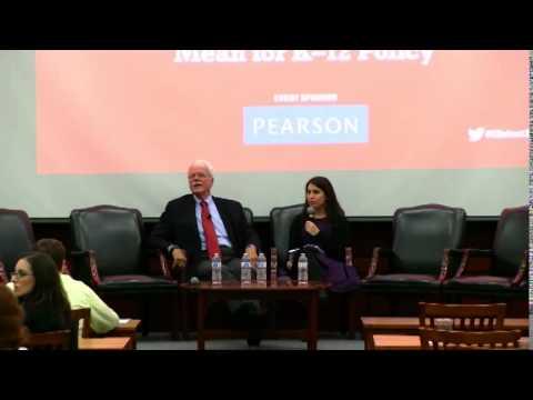 Keynote Conversation With U.S. Rep. George Miller, D-Calif