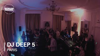 DJ Deep 50 min Boiler Room Mix at W Hotel Paris