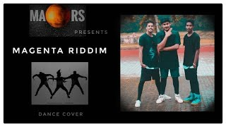 MAGENTA RIDDIM | DANCE COVER | CHOREOGRAPHY BY MONI