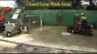 Wash Water Recycling System & Heavy Equipment Washing | Europe