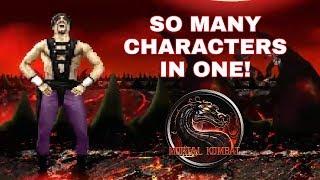SO MANY MOVES - Mortal Kombat Introspection - Shang Tsung Ladder