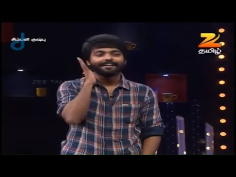 Simply Kushboo - Tamil Talk Show - Episode 6 - Zee Tamil TV Serial - Full Episode