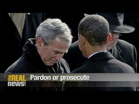 Pardon or prosecute