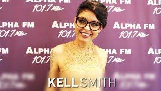 Baixar Entrevista com Kell Smith - Alpha FM   101,7